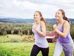 Exercise avoid cancer form Teenage Girls