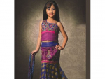 Summer Attractive Kids Lehenga Choli Designs