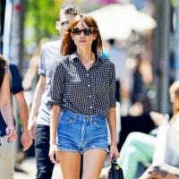 Beautiful High-Waist Shorts For Summer