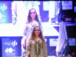 Braahtii' by Huma Nassr Bridal Collection at Qatar IFF