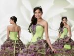 Dazzling & Alluring Ball Gowns For Girl & Brides