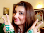 Javeria Saud goes green with her kids