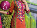 Lawn Designer Dresses Women by VS Textile Mills Top Suits