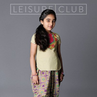 Leisure Club Midsummer Collection 2015 For Girls