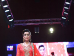 At IFF Doha Embellished by Sadaf Amir Collection