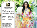 Mausummery Eid-Ul-Azha Women Collection 2015