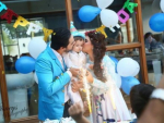 Kanwar and Fatima son 'Almir' Birthday Pictures