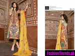 Zahra Ahmad Heritage Lawn Collection 2015 For Eid-ul-Azha