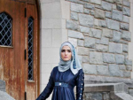 New 2015 Hijab And Abaya Collection