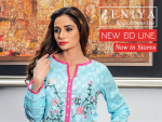 Zeniya Eid-ul-Azha Women Collection 2015