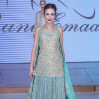 Rani Emaan Dresses Displayed at Pakistan Fashion Week 8 London 2015