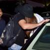 Deepika Gives Boyfriend Ranveer Goodbye Kiss