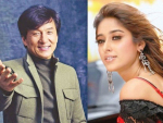 Ileana D'Cruz perform in Kung Fu Yoga with Jackie Chan
