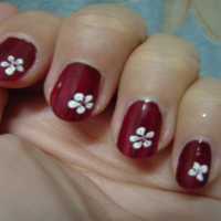 Latest Innovative Nail Art Designs Collection 2015