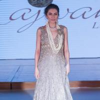 Lajwanti Formal Dresses at Pakistan Fashion Week 8 London 2015