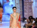Deepak Perwani Bridal Dresses 2015 at Pakistan Bridal Fashion Week