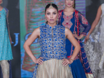 Warda Prints Collection at Pakistan Fashion Week 8 London 2015