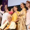 'Life Time Achievement' Award in Jagran Film festival Awarded to Shashi Kapoor