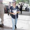 Jacqueline Spotted At Mumbai Airport
