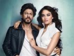 SRK Vogue PhotoShoot with Victoria's Secret supermodel