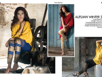 Orient Textiles Autumn/Winter 2015 Collection Look Book!