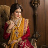 Ayeza Khan Poses Photoshoot for Afzal Jewellers