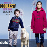 Guts Kids Winter Collection 2016