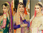 Latest and Innovative Bridal Dresses 2016
