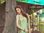 ZAHRA AHMAD WOMEN WINTER COLLECTION 2015