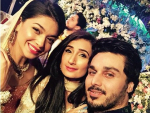 Sanam Jung's Wedding Pictures