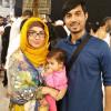 Dua Malik peformed Umrah with her Family