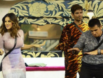 "Sunny Leone enters in ""Bigg Boss 9"" for Mastizade Promotion"