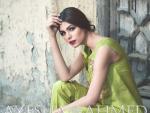 Ayesha Ahmed Silk Dresses 2016 for Women