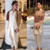 Mahira Khan looks Hot in Shalwar Kameez