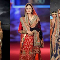 Fashion King HSY Introduces Latest Bridal Collection 2016
