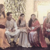 Actor Affan Waheed's Wedding Photos