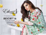 Ethnic By Outfitters Pret Wear Women Dresses 2016
