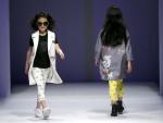 School's out: Cool kids strut stuff at China Fashion Week