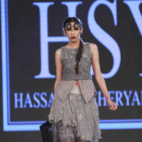 HSY Collection at PFDC Sunsilk Fashion Week 2016