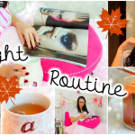 Watch:  Pamper Routine/Spa Night
