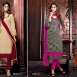 Watch: Salwar Kameez Chanderi Suits Collection 2016
