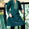 Watch: Indian Silk Kurta for Kid boys