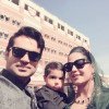 Latest Pictures of Veena Malik With Her Family