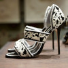 Pakistani high heels designs 2016 for Girls