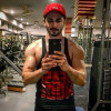 Danish Taimoor Surprised his fans by taking a GYM Selfie
