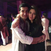Pictures of Mahira Khan Family