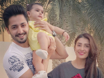 Recent Clicks of Ayeza Khan and Danish Taimoor
