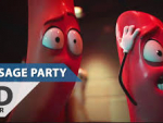 "New Trailer of Animated Movie ""Sausage Party"" Releases"