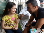 Shaan Shahid and Harshali Malhotra are busy in shooting