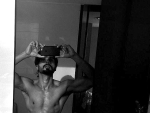 Shahid Kapoor Shirtless 2016